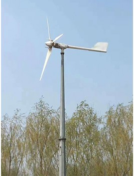 3kw horizontal home wind turbine generator