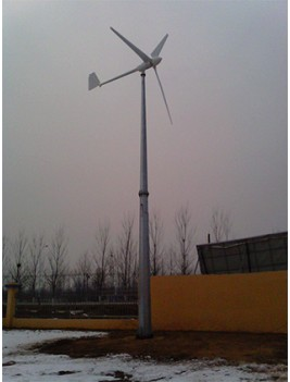 5000watt horizontal home wind turbine for on grid / off grid use